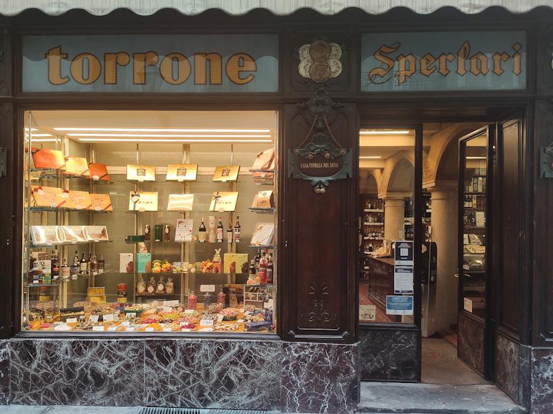 Sperlari Cremona Torroni