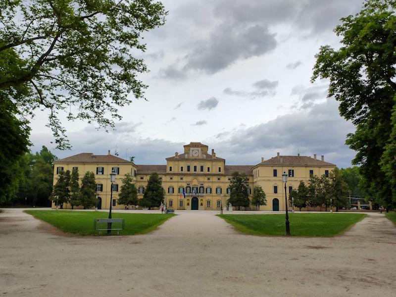 Giardini e Palazzo Ducale di Parma