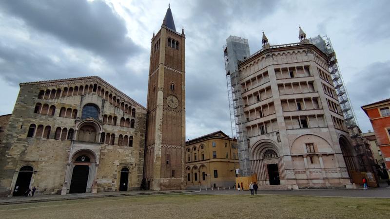 Cattedrale e Battistero di Parma