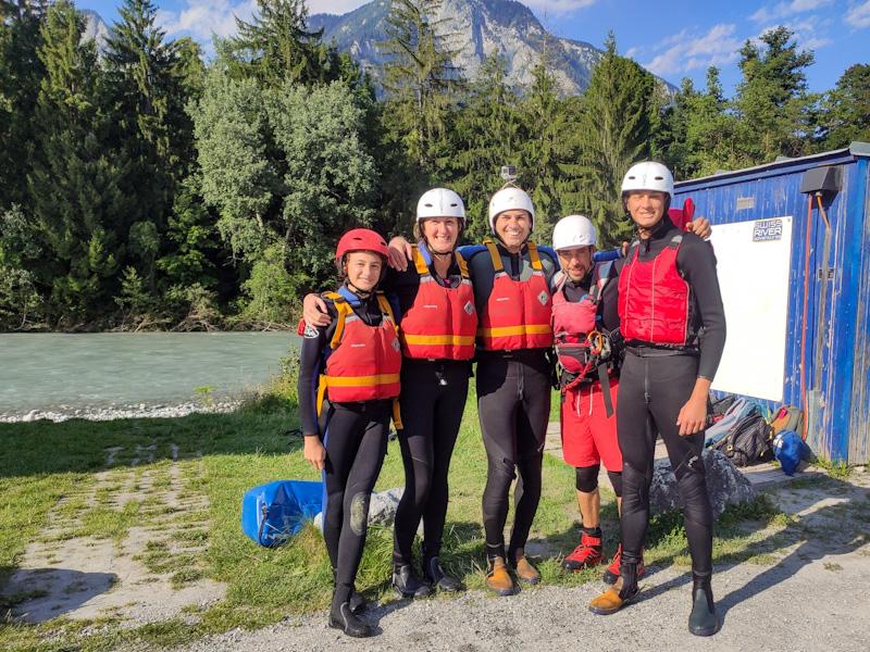 FamigliaEsploraMondo e Swiss River Adventures