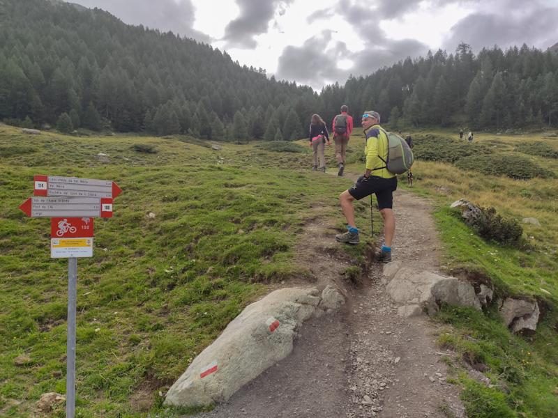 Sentiero 114 Cascata della Val Nera