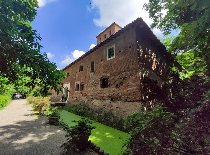 Castello di Sant'Alessio